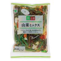 嬉山菜 山菜ミックス140gの写真