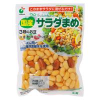 国産 サラダ豆120gの写真