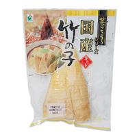 菜ごころ 国産竹の子 カット120gUpの写真