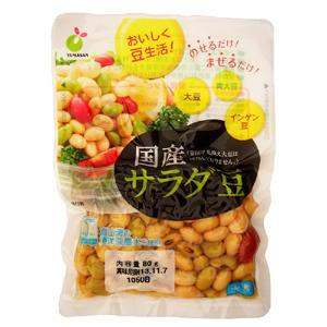 国産 サラダ豆80gの写真