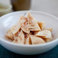 竹の子の土佐煮の写真