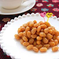 大豆の甘納豆の写真