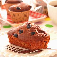 黒豆チョコレートケーキの写真