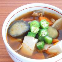 チゲ風スープの写真