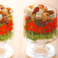 ミックス豆のサラダの写真