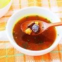 ガーリック&オニオンスープの写真