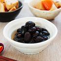 おせち黒豆の写真